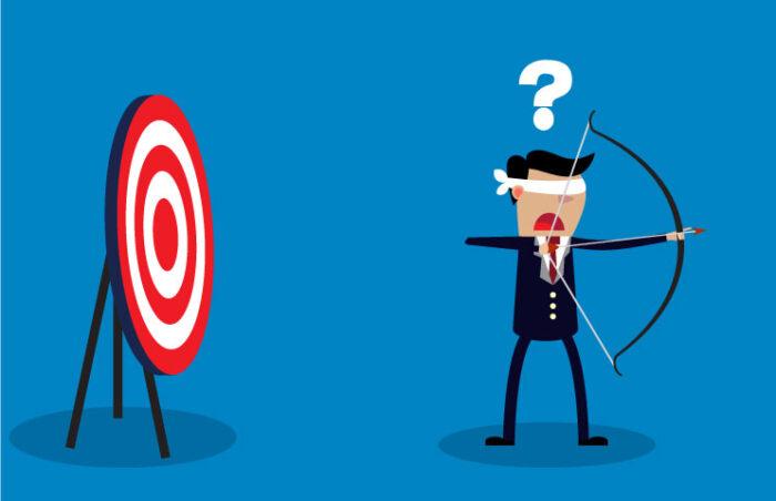 Как достигнуть цели, когда не знаешь направления?